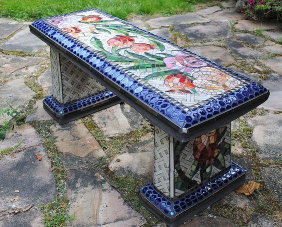 Záhradná lavička - Obrázok č. 33
