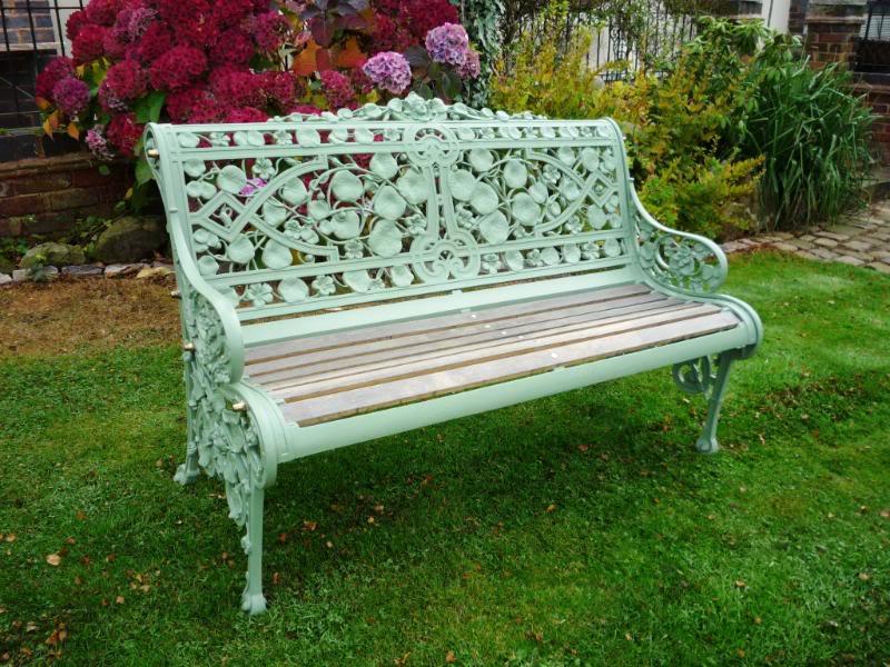 Záhradná lavička - Obrázok č. 45