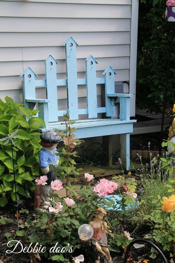 Záhradná lavička - Obrázok č. 47