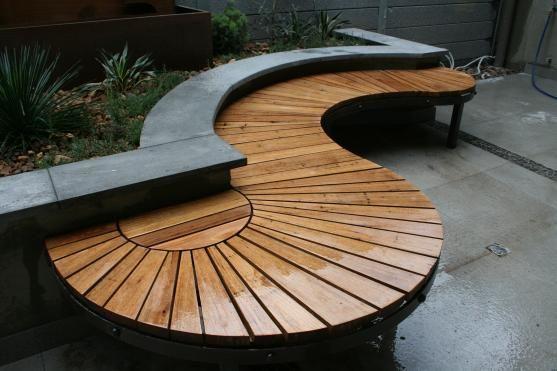 Záhradná lavička - Obrázok č. 4