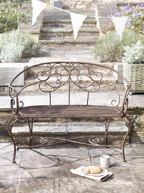 Záhradná lavička - Obrázok č. 48