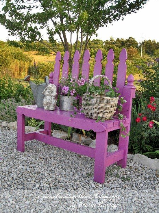 Záhradná lavička - Obrázok č. 7
