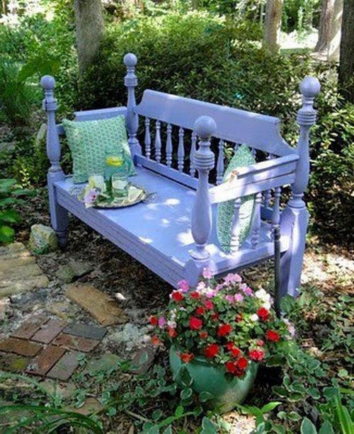 Záhradná lavička - Obrázok č. 52