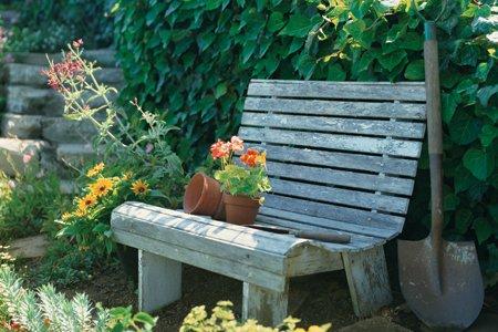 Záhradná lavička - Obrázok č. 56