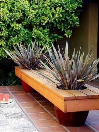 Záhradná lavička - Obrázok č. 60