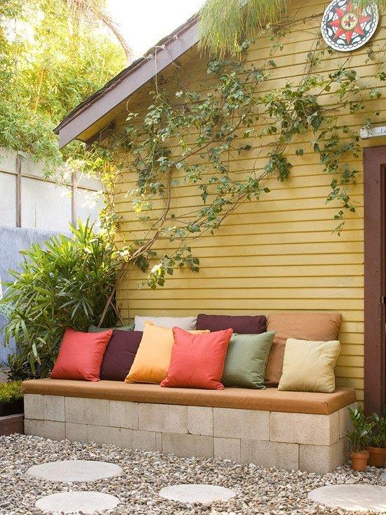 Záhradná lavička - Obrázok č. 11