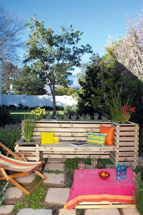 Záhradná lavička - Obrázok č. 61