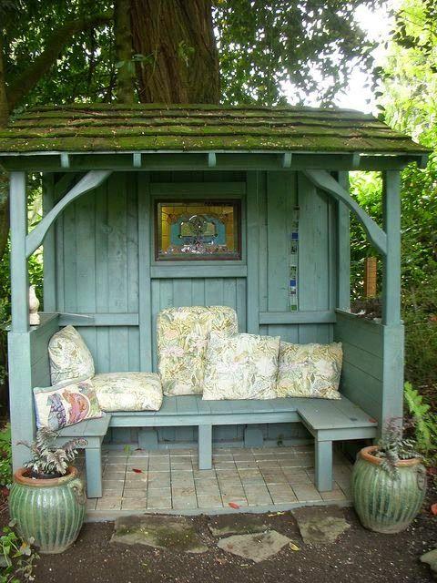 Záhradná lavička - Obrázok č. 64