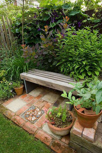 Záhradná lavička - Obrázok č. 67