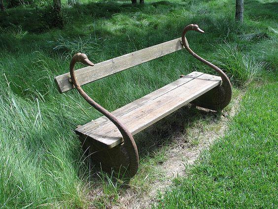 Záhradná lavička - Obrázok č. 71