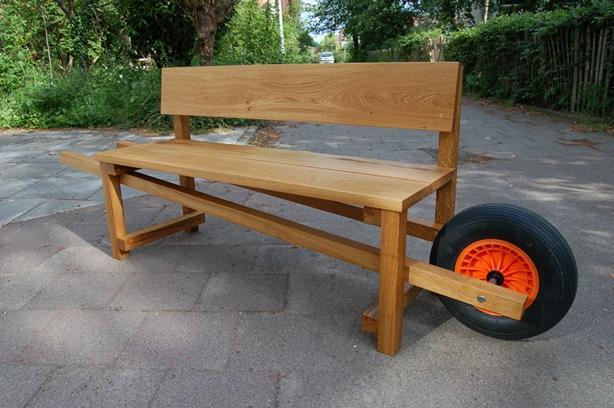 Záhradná lavička - Obrázok č. 72