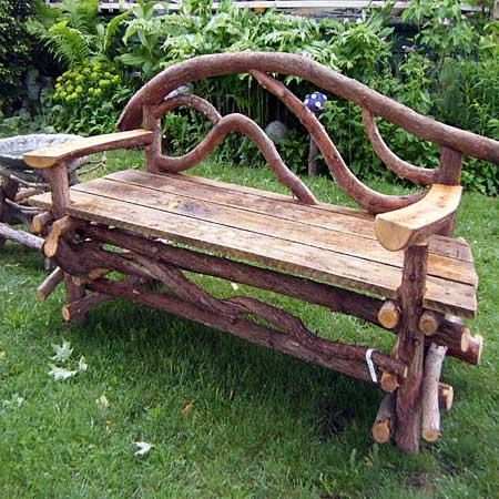 Záhradná lavička - Obrázok č. 73