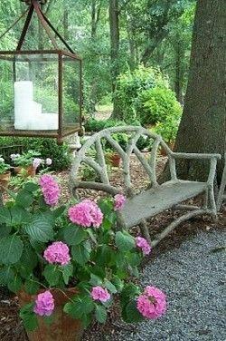 Záhradná lavička - Obrázok č. 83