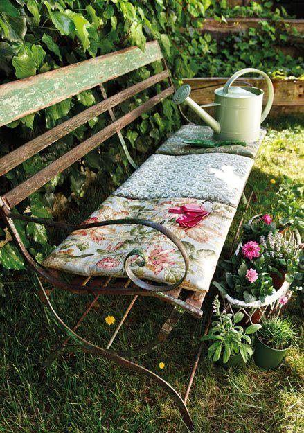 Záhradná lavička - Obrázok č. 85