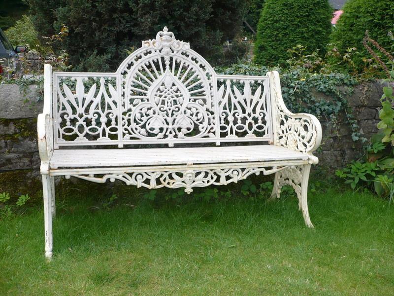 Záhradná lavička - Obrázok č. 96