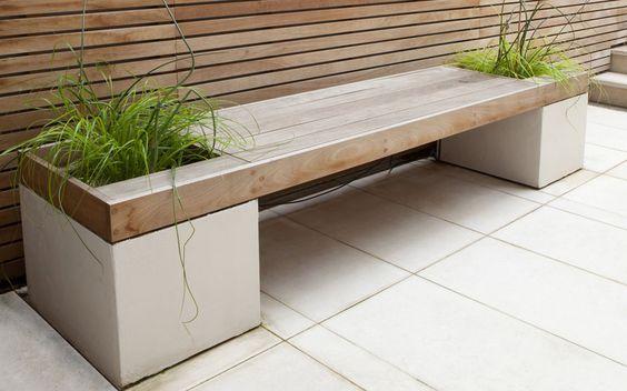 Záhradná lavička - Obrázok č. 97