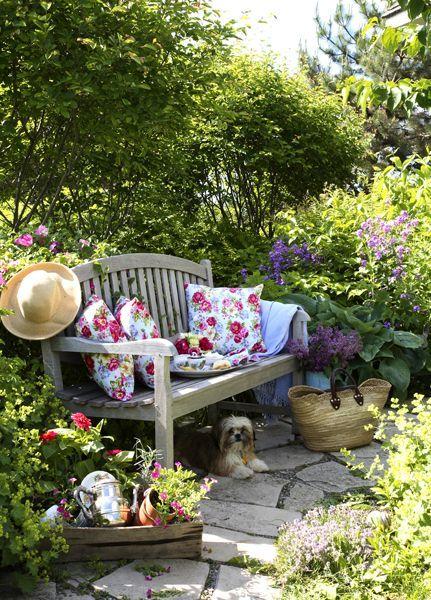 Záhradná lavička - Obrázok č. 100