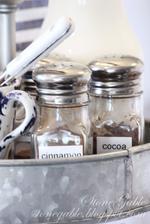 skorica a kakao pojde do solniciek
