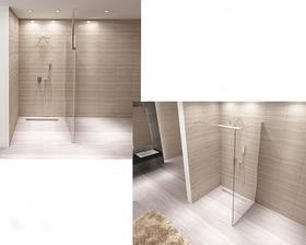Sprchac bocna stena bud rasub Sprchová stena AERO 110cm cena 170eur