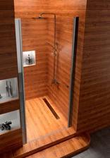 sprchac dvere budto rasub Sprchové dvere Open SPACE 70cm cena 126eur