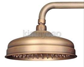 sprchovy kut hlavica Antique Brass Bathroom Round Rainfall Shower Head 45eur