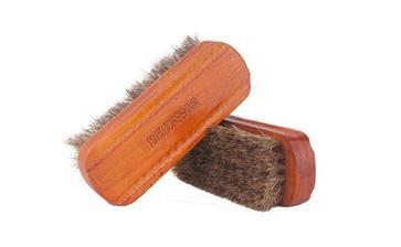 kefa Horse Hair Brush Leather Shoes Shoebrush Polishing Boots Cleaning Tools  www.wish.com 2eura