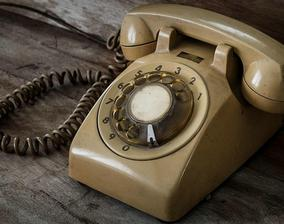 telefon na komodu wish.com 6eur Tony's hut Mouse Pad Gaming Mouse pad Natural Rubber mouse mat Vintage Telephone