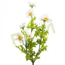 na komodu pojde kvetinac velky s lucnymi kvetmi: MARGARETKA 1,2eura florasystem
