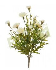 na komodu pojde kvetinac velky s lucnymi kvetmi: karafiaty 1,22eur florasystem