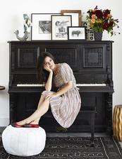 klavir ramiky jeden za druhym