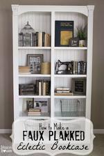 dekoracia kniznice vysoka opreta kniha a previazane knihy