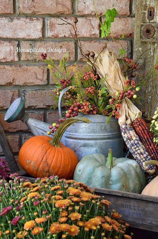 Jesenné skrášľovanie príbytkov - Obrázok č. 1