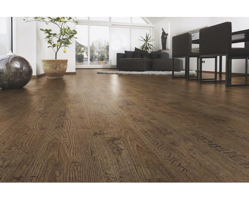 Moja spalna: Laminátová podlaha Comfort Toscana Flair 22eur OBI