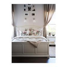moja spalna: nad postel pojde nocna lampa zavesit