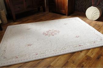 moja spalna: koberec budem vyberat z tychto favorito - Koberec Mirada 0133 K.Pudra Kemik www.najkoberce.sk 100eur