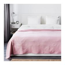 moja spalna: prikryvka Fabrina Ikea 13 eur na postel plus ako zaves na satnik len dodekorovat cez stred a na vrch krajkou