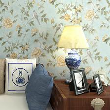 do mojej spalne: bud tapeta tapeta BHF FD40768 Chinois Erie Sidewall Wallpaper - Duck Egg www.amazon.uk.com cena 15eur