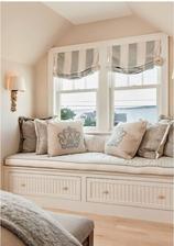 Do mojej spalne: windows sedenie matrace z molitanu a kopec vankusikov