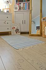 Moja zamilovana vintage podlaha :)