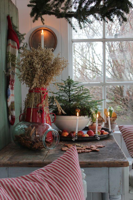 Vidiecke Vianoce - inšpirácie z internetového sveta - Obrázok č. 44