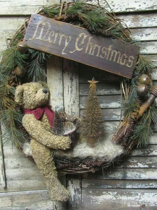 Vidiecke Vianoce - inšpirácie z internetového sveta - Obrázok č. 5