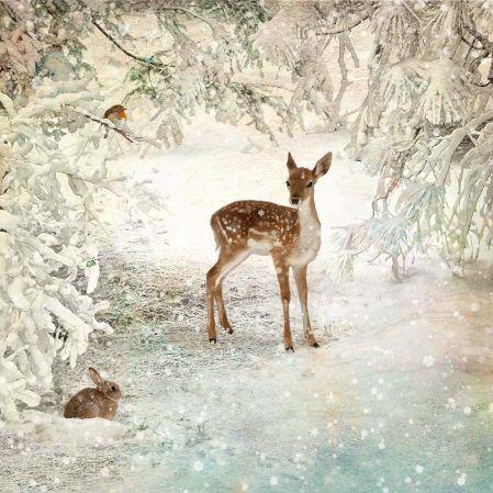 Zimné obrázky na výzdobu (z internetu) - Obrázok č. 125