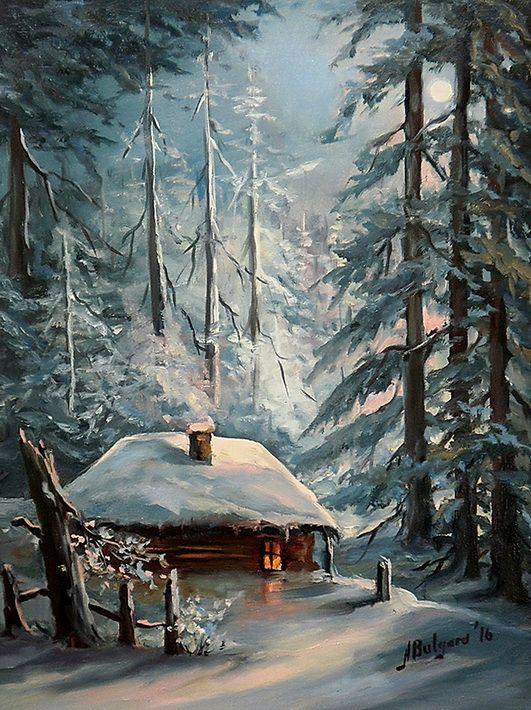 Zimné obrázky na výzdobu (z internetu) - Obrázok č. 126