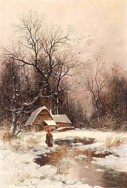 Zimné obrázky na výzdobu (z internetu) - Obrázok č. 127