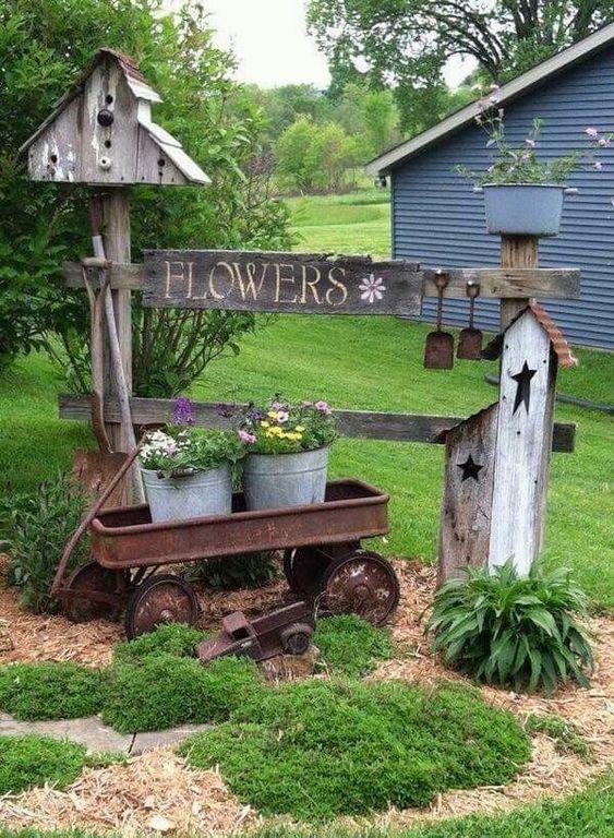 Záhradné nápady - inšpirácie z internetu - Obrázok č. 40