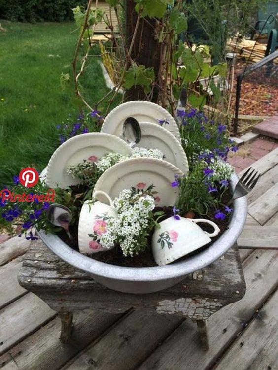 Záhradné nápady - inšpirácie z internetu - Obrázok č. 85