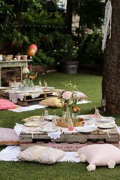 Garden party alebo nápady na záhradnú oslavu - Obrázok č. 10