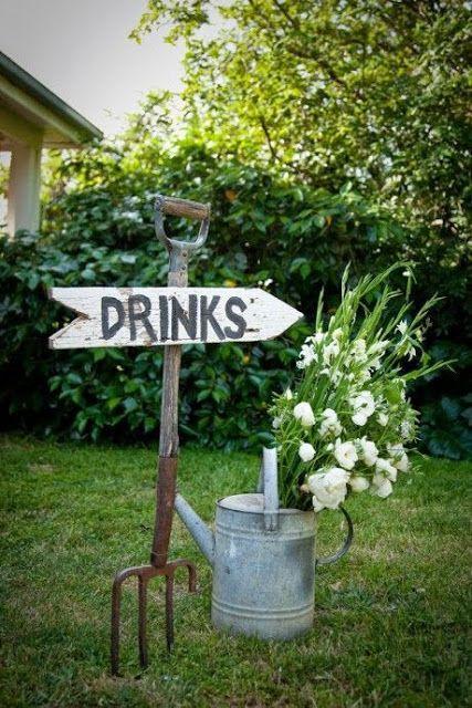 Garden party alebo nápady na záhradnú oslavu - Obrázok č. 58
