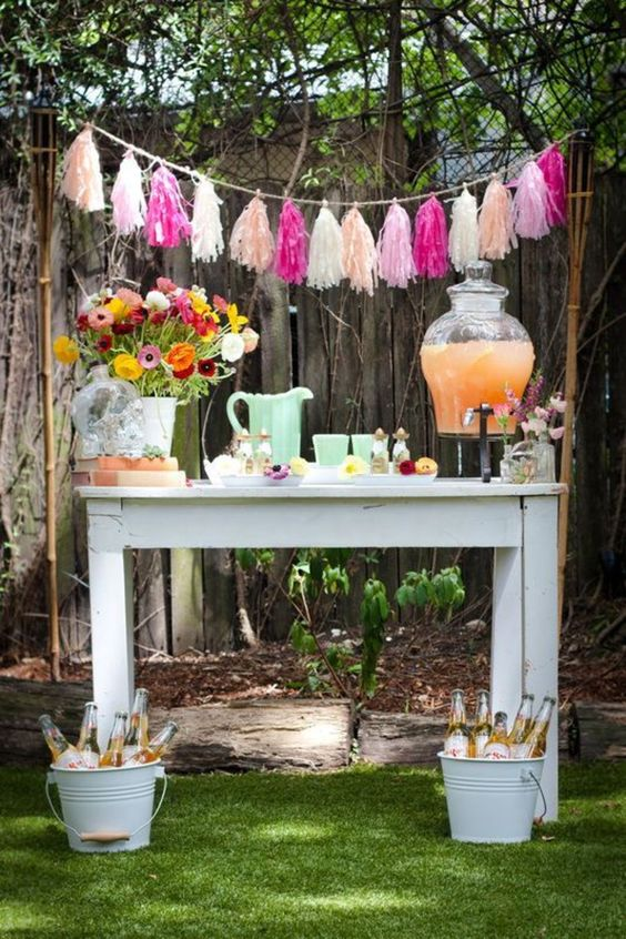 Garden party alebo nápady na záhradnú oslavu - Obrázok č. 72