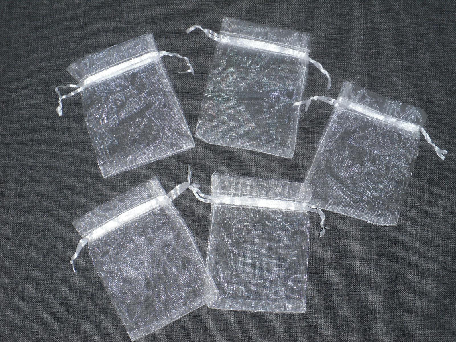 Organzové sáčky, pytlíčky  - Obrázek č. 1